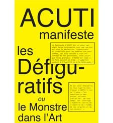 Jacquette du Manifeste