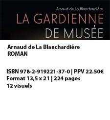 iinfo gardienne de musée